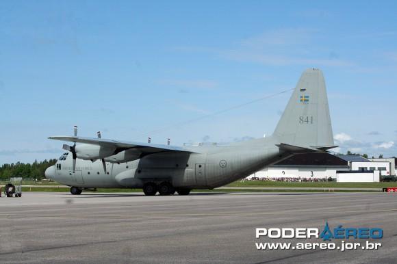 C-130 Suécia