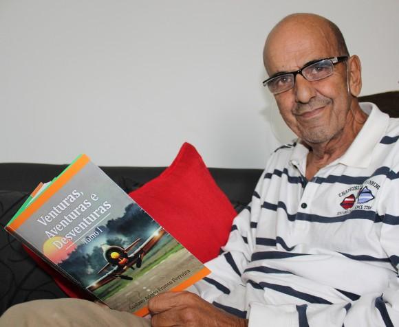 Franco Ferreira e seu livro