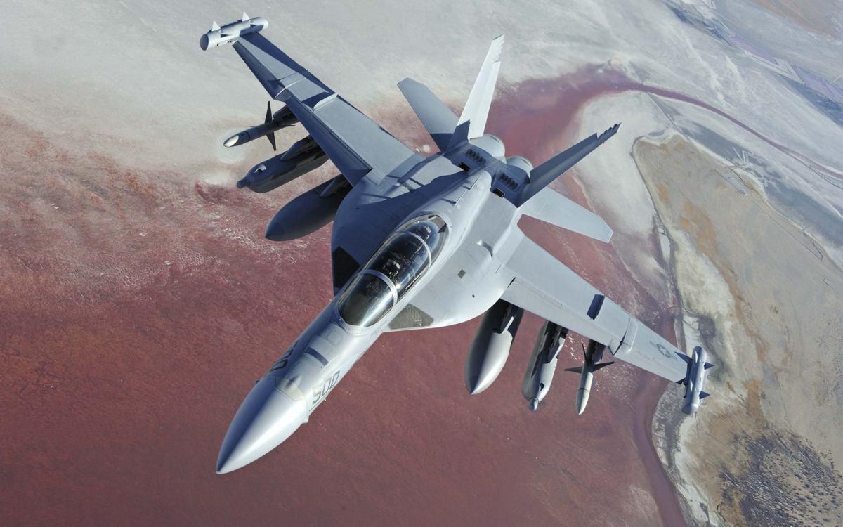 Growler - foto Boeing