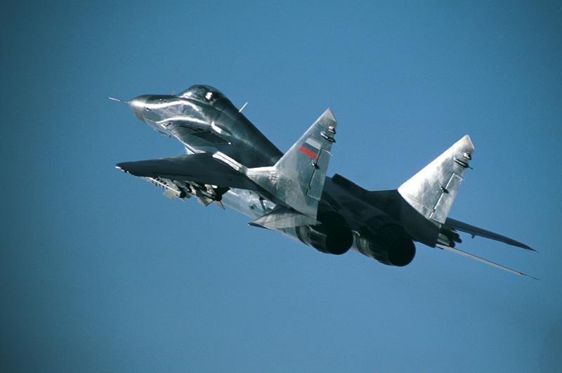 MiG-29 - foto RAC MiG