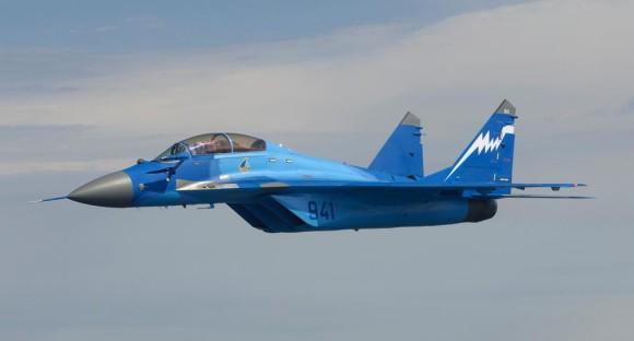 MiG-29K - foto RAC MiG