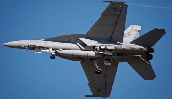 Super Hornet RAAF se apresenta nos 100 anos aviação militar Austrália - foto 2 Dept Def Australia