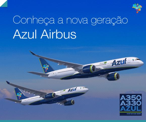 Azul Airbus