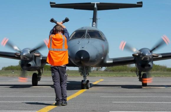 Embraer Xingu - foto 2 Força Aérea Francesa