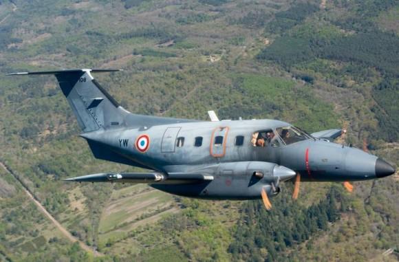 Embraer Xingu - foto 3 Força Aérea Francesa