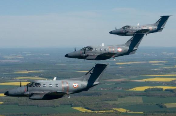 Embraer Xingu - foto 5 Força Aérea Francesa
