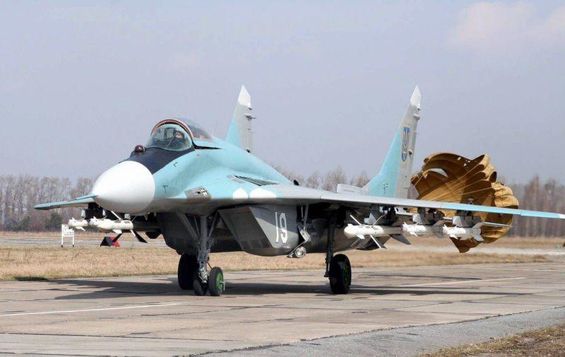 MiG-29 ucrania 2008- FOTO Wiki Vasylkiv