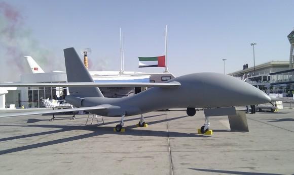 United 40 UAV