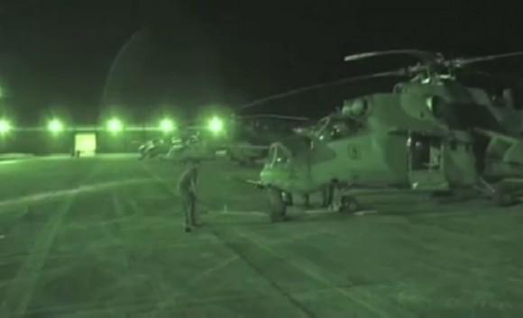AH-2 Sabre Esquadrão Poti - foto FAB