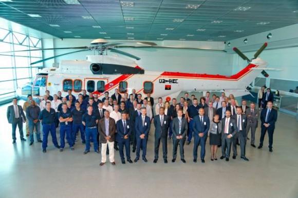 EC225 para SonAir - foto Eurocopter