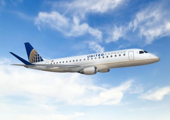 Embraer 175 United Express