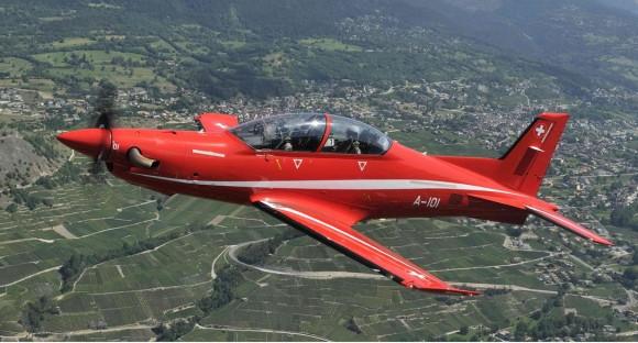 PC-21 - foto Pilatus