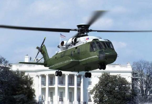 S-92A presidencial - concepção artística 2 Sikorsky via Navair