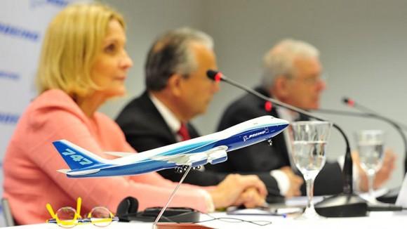 Boeing inaugura Centro Tecnológico em S José dos Campos - SP - foto2 C Capucho - PMSJC