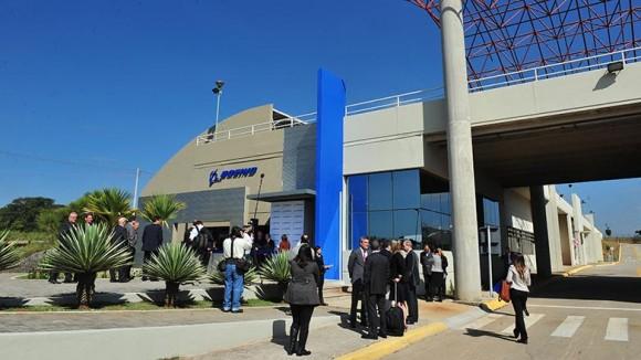Boeing inaugura Centro Tecnológico em S José dos Campos - SP - foto3 C Capucho - PMSJC