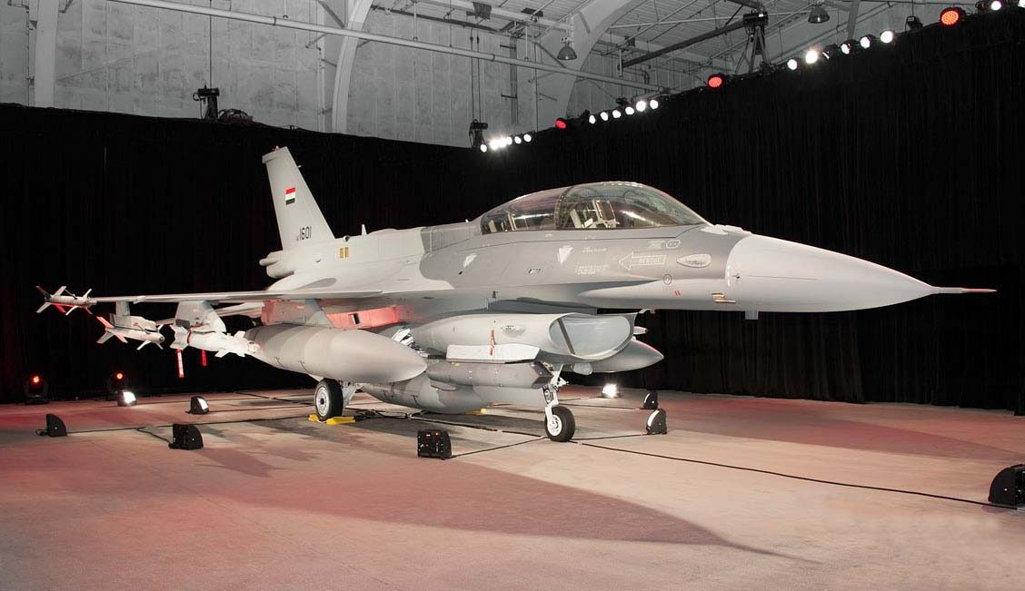 F-16 do Iraque