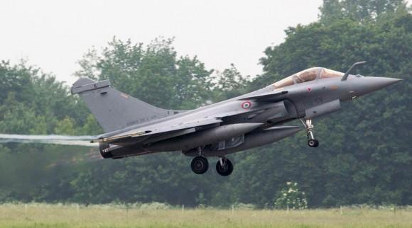 caças Rafale na Polônia são substituídos por Mirage - foto Min Def França