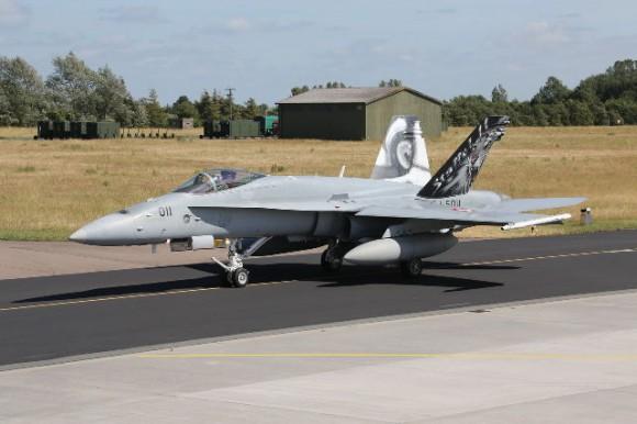 F-18 - Tiger Meet 2014 - foto Luftwaffe