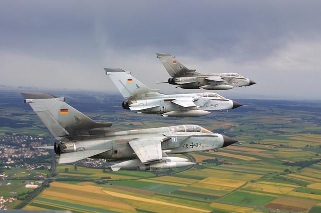 Panavia Tornado - foto 2 Luftwaffe