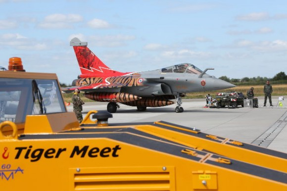Rafale - Tiger Meet 2014 - foto 2 Luftwaffe