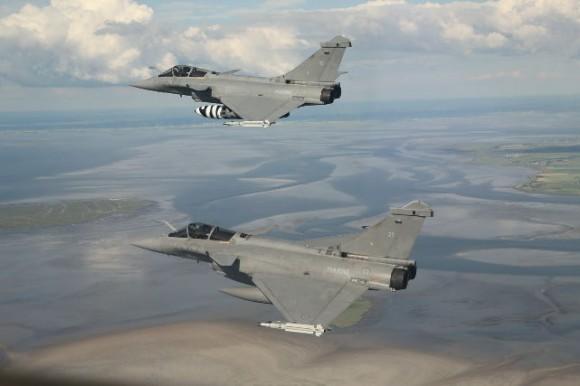 Rafale - Tiger Meet 2014 - foto Luftwaffe
