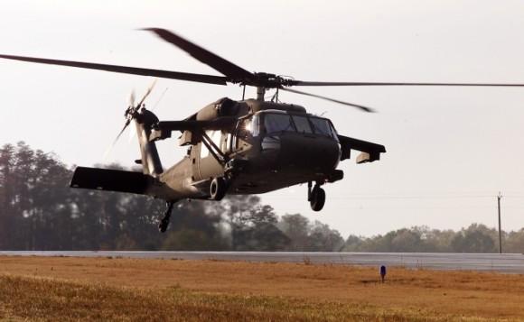 UH-60M - foto 3 US Army