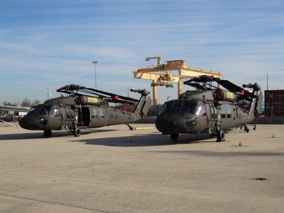 UH-60M - foto US Army