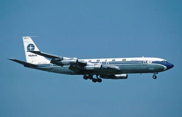 Varig_Boeing_707-320C_PP-VLK_ZRH_May_1980 foto Wiki