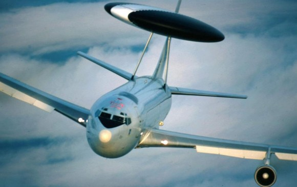 AWACS - foto OTAN