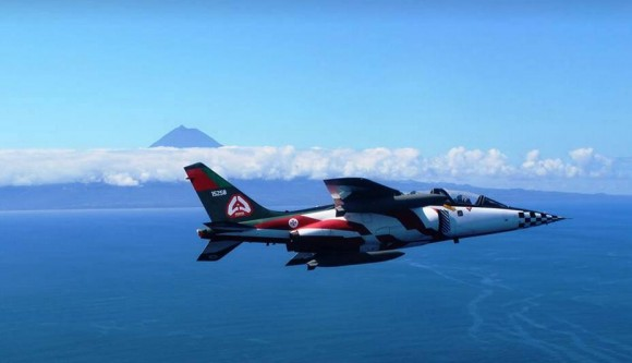 Alpha-Jet portugueses nos Açores - foto 4 Força Aérea Portuguesa