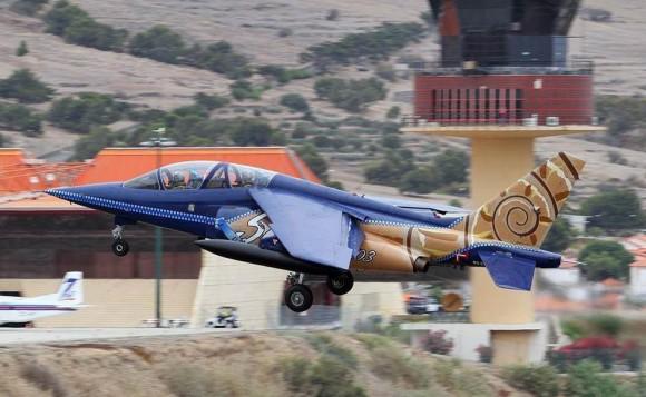 Alpha-Jet portugueses nos Açores - foto 5 Força Aérea Portuguesa