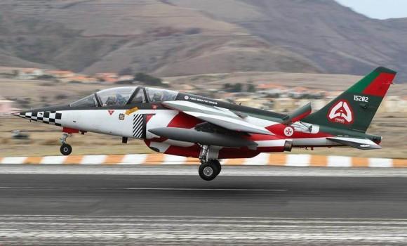 Alpha-Jet portugueses nos Açores - foto 6 Força Aérea Portuguesa