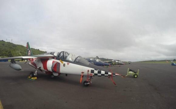 Alpha-Jet portugueses nos Açores - foto 7 Força Aérea Portuguesa