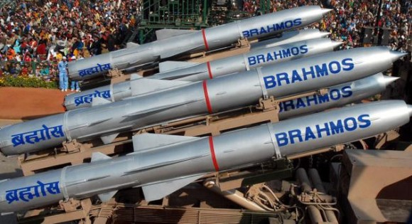 BrahMos via The Hindu Business Line