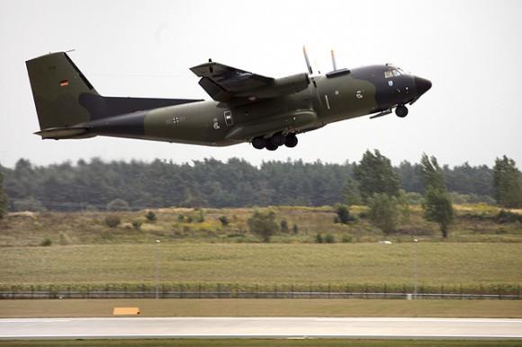 C-160 Transall - foto Luftwaffe