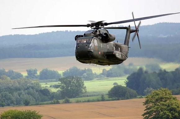 CH-53 - foto Luftwaffe