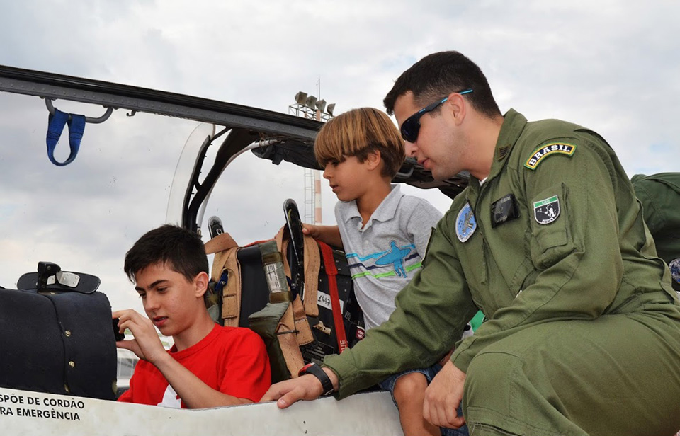 Domingo Aéreo AFA 2014 - 10