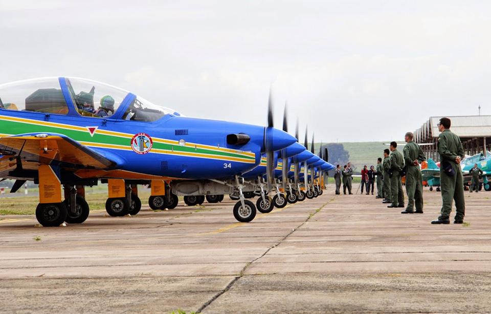Domingo Aéreo AFA 2014 - 3