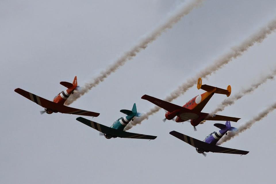 Domingo Aéreo AFA 2014 - 7