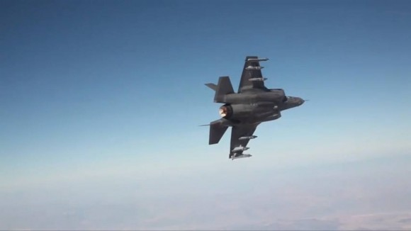 F-35 AF-2 1000 horas de voo
