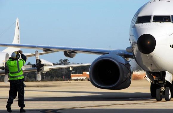 P-8A Poseidon em Jacksonville - foto USN