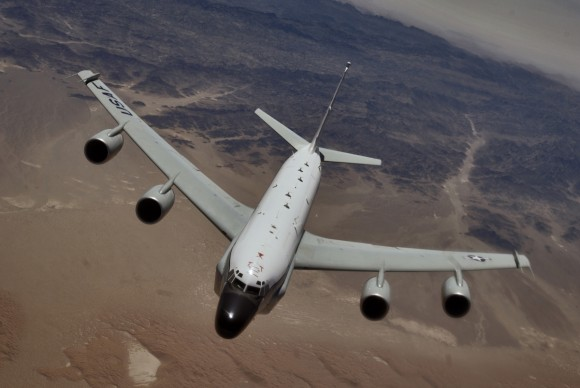 RC-135_Rivet_Joint - FOTO USAF