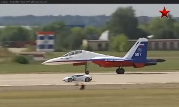 Su-30 X  Lamborghini Huracan