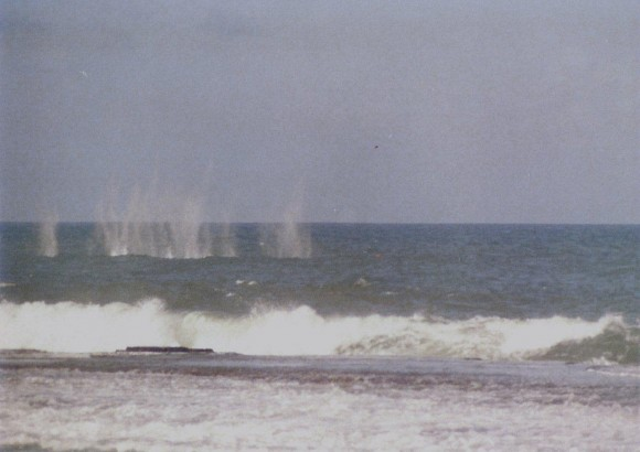 1983 Natal 056  - Xavante - foto enviada por Justin Case
