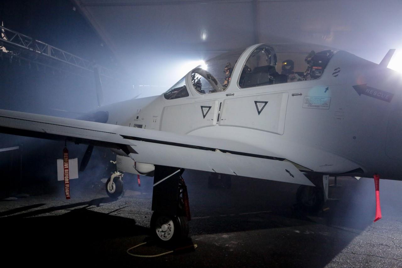 A-29 Super Tucano para o LAS da USAF - 2