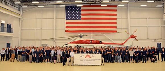 AW139 número 200 dos EUA - foto 2 Augusta Westland