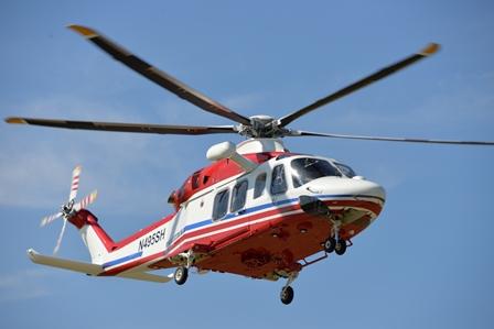 AW139 número 200 dos EUA - foto Augusta Westland