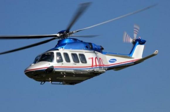 AW139 número 700 - foto AugustaWestland