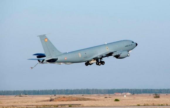 C-135R francês - foto Min Def França