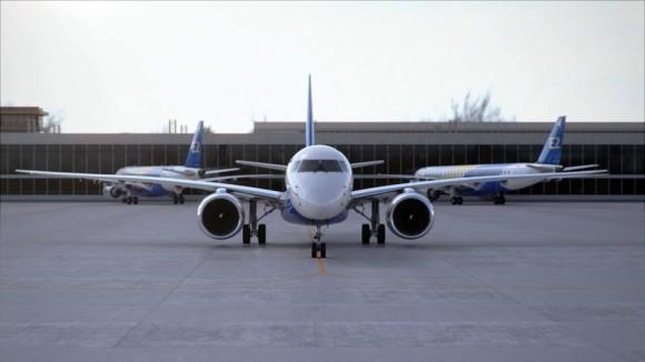 E-Jet E2 - imagem 2 Embraer